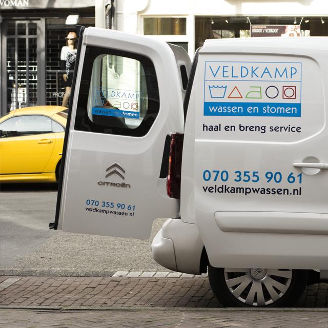 Veldkamp Wassen en Stomen - De beste wasserette in Den Haag